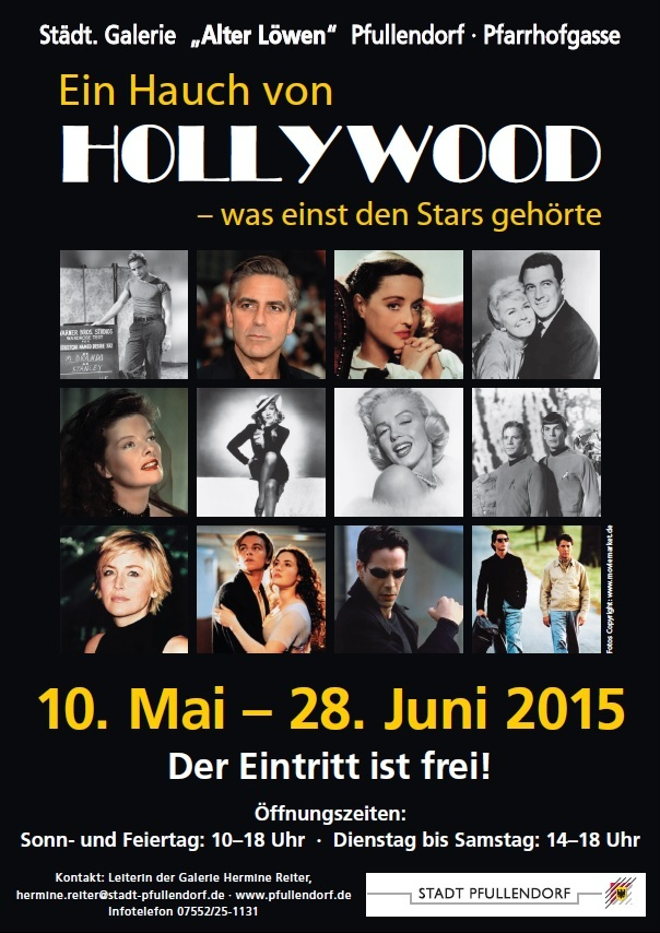 Ein Hauch von Hollywood | James Rizzi